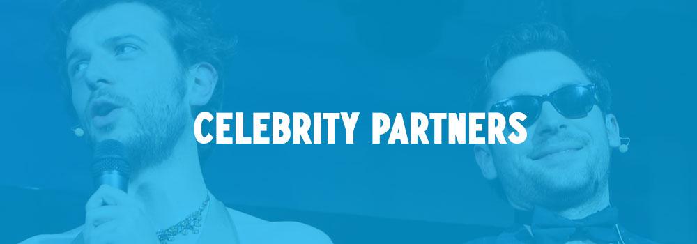 celebrity partners